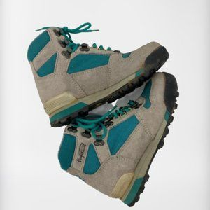 Vasque Retro Lightweight Boots Teal Size 6